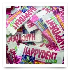 Happydent Fresa de Happydent