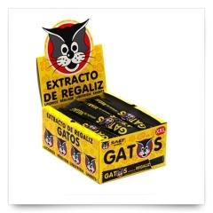 Regaliz El Gato XL de Saet Swets