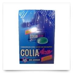 Golia Active Eucalipto Mentolado de Golia