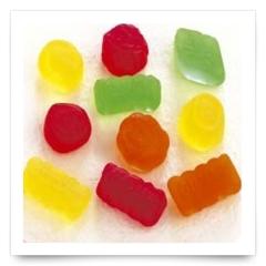 Gominolas Sin Azúcar de Dulciora