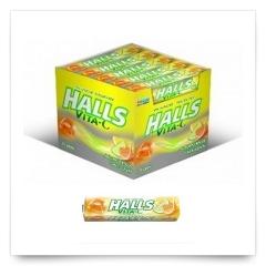 Halls Vita C Cítricos de Halls