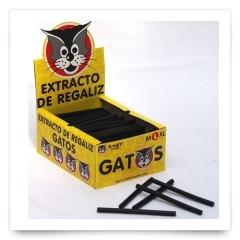 Regaliz El Gato L de Saet Swets