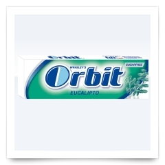 Orbit Gragea Eucalipto de Orbit