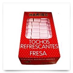 Tochos Refrescantes de Haribo