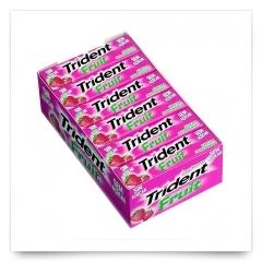Trident Fruit Fresa Láminas de Trident