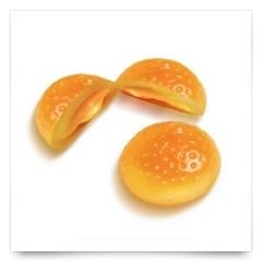 Gomillenas Naranjas de Roypas
