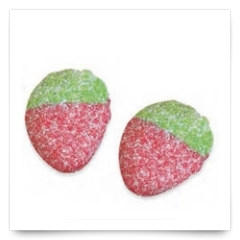 Fresas Silvestres con Pica de Fini