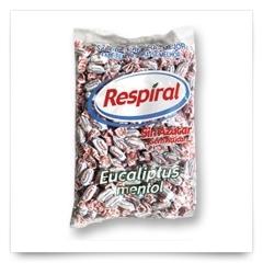 Respiral Eucalipto Mentol Sin Azúcar de Respiral