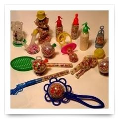 Figuritas de Anisitos de Varios