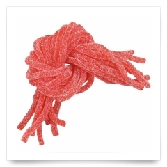 Spaghettis Fresa de Haribo