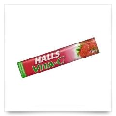 Halls Vita C Fresa de Halls