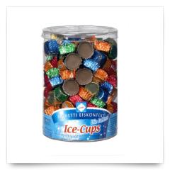 Bombón Choco Ice-cups de Agruconf