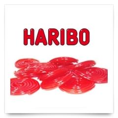 Discos Fresa de Haribo