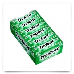 Trident Fresh Clorofila Láminas de Trident