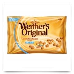 Werther's Original sin azúcar de Werther's
