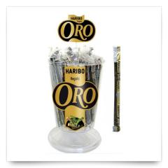 Copa regaliz oro de Haribo