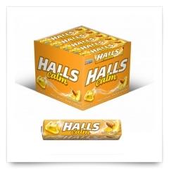 Halls Miel y Limón de Halls