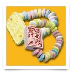 Relojes de caramelo de Varios